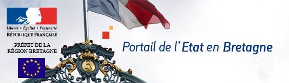 Bandeau Préfecture Région Bretagne